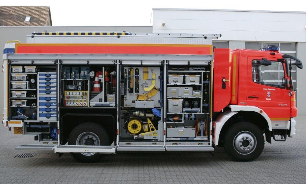 Freiwillige Feuerwehr Hameln R 252 Stwagen
